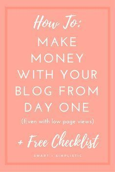 How To Make Money Blogging From The Start  Get the step by step process here now.