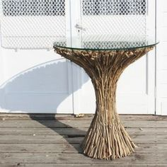 Driftwood Side Table | Driftwood Furniture | Driftwood Table