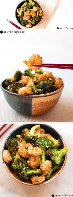 Easy, fast, and full of flavor, this SHRIMP and BROCCOLI STIR FRY is a family pleaser and a great go-to meal.