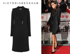 Victoria Beckham's Victoria Beckham Wool Coat