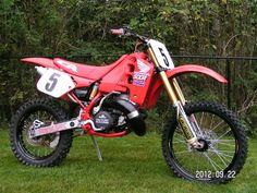 1989 CR500 Awesomness Mx Bikes, Honda Bikes, Motocross Bikes, Vintage Motocross, Honda S, Honda Motorcycles, Sport Bikes, Vintage Bikes, Vintage Motorcycles