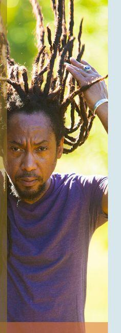 Taj Weekes - Roots Reggae Musician, Songwriter, Poet, Humanitarian - Music