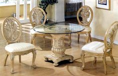 Decor, Furniture, Dining, Dining Table, Table, Chair, Home Decor, Dining Chairs