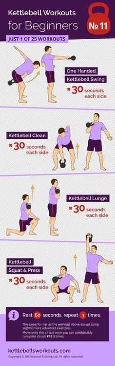 An excellent kettlebell circuit using all the important kettlebell movements to increase strength, cardio, and burn fat. #kettlebell #kettlebellworkout #fitness #exercise