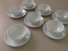 Kaj Franck Arabia Of Finland Coffee Cups with by Moderndesign20