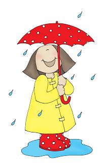 Free Dearie Dolls Digi Stamps: Rainy Day Smiles Girl