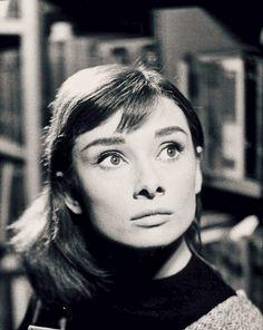 Audrey Hepburn inFunny Face(Stanley Donen,1957)