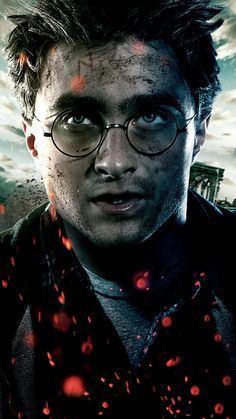 Movies Wallpaper : Harry Potter and the Deathly Hallows - Part 2 Harry James Potter, Harry Potter Hermione, Harry Potter World, Harry Potter Universe, Mundo Harry Potter, Harry Potter Pictures, Harry Potter Quotes, Harry Potter Characters, Ron Weasley