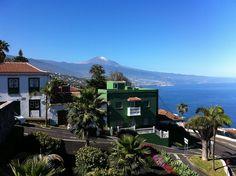 Santa Úrsula - Tenerife blog