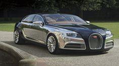Bugatti Galibier could arrive after Chiron - Autoblog