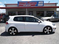 2012 Volkswagen GTI Base PZEV 2dr Hatchback 6M w/ Autobahn Package - Montgomery AL.One Owner /clean car fax, sports car that will fly very fast and a must see .This is a six speed transmission ice cold air a one of a kind, come take a test drive today you will be glad you did . This one is still under factory warranty you want find a nicer car than this one here its a local car. Call 334-354-0123 or visit us online at www.johnnypearsonautosales.com