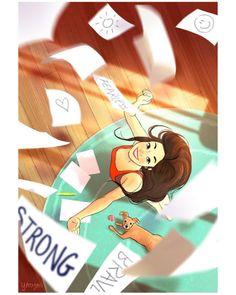 illustration girl alone - illustration girl alone ; illustration girl alone home ; illustration art girl alone ; illustration of girl living alone Girl Cartoon, Cartoon Art, Character Art, Character Design, Living Alone, Illustration Mode, Digital Illustration, Portrait Illustration, Anime Art Girl