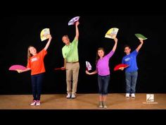 """John Jacobson shows us how to dance to """"Arirang"""" arranged by John Higgins and featured in the March/April 2013 issue of Music Express Magazine, www. School Songs, School Videos, School Dances, Movement Activities, Music And Movement, Music Activities, Music Express Magazine, Thinking Day, Elementary Music"""