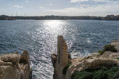 Un po' come il lago di garda  #sea #seafront #pointofview #valletta #nikonitalia #sun #blue #igersmalta #mymaltaguide #malta #valetta #instagood #picoftheday #memories #malte #maltese #vacation #maltaphotography #visitmalta #nikon #photooftheday #nikontop #d5300 #ruin