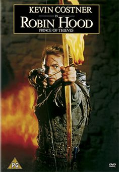 1991 Robin Hood: Prince of Thieves It is an adventure film and stars Kevin Costner , Morgan Freeman, Christian Slater , Mary Elizabeth Mastrantonio , and Alan Rickman Enjoyed this movie Christian Slater, Kevin Costner, Robin Hoods, See Movie, Movie Tv, Prince, Bon Film, Movies Worth Watching, Mary Elizabeth