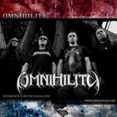 OMNIHILITY (USA) Interview, read here : http://www.interview.lostinchaos.com/2016/04/omnihility-interview-eugene-oregon-usa.html