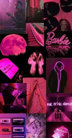 Bad Girl Wallpaper, Trippy Wallpaper, Mood Wallpaper, Pink Wallpaper Iphone, Iphone Wallpaper Tumblr Aesthetic, Iphone Background Wallpaper, Aesthetic Wallpapers, Iphone Wallpapers, Funny Wallpapers