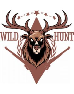 Wild hunt Wild Hunt, Moose Art, Camping, Funny, Animals, Design, Campsite, Animales, Animaux