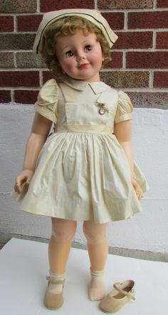 "~ Madame Alexander ""Joanie"" Nurse Doll ~ (1959)"