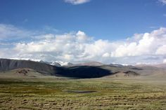 When I think of Ryu, I think Mongolia - vast cold plains and distant mountains.  I hope they also have yaks and bactrian camels.