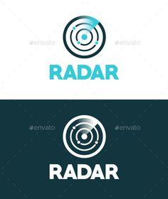 Radar Logo - Symbols Logo Templates
