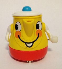 Tomy Wind Up Tea Pot Toy by TheDansCollectibles1 on Etsy