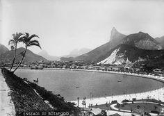 Praia de Botafogo 1910