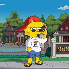 Lisa Simpson - Best of Wallpapers for Andriod and ios Lisa Simpsons, Simpsons Quotes, Simpsons Art, Simpson Wallpaper Iphone, Cartoon Wallpaper, Cartoon Icons, Cartoon Memes, Cartoons, Simpsons Drawings