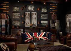 Timothy Oulton | Sports room