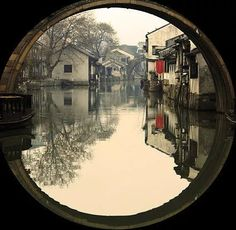 china architecture China picturesque Towns and Villages posted by Sifu Derek Frearson China Architecture, Cultural Architecture, China Image, Chinese Garden, Suzhou, China Travel, China Trip, Chinese Culture, Science And Nature