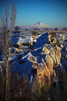 Göreme National Park . Turkey
