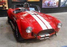 Carroll Shelby Museum, Las Vegas, NV - S/SS 570 & 599