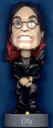 Ozzy Osbourne Talking Bobblehead