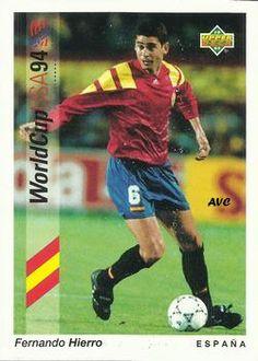 HIERRO (Selección Española - 1994)
