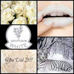 White Status is the first step in your Younique journey. Let's get you started…