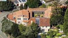 The 5,746-square-foot home, built in 1928 to resemble a Toulousain 13th century medieval palace, made headlines earlier this year for its downright Game of Thrones-looking splendor smack dab in the crunchy hills of Berkeley.