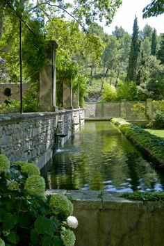 ♔ Grounds of the Abbaye Sainte-Marie de Pierredon ~ Saint-Rémy-de-Provence