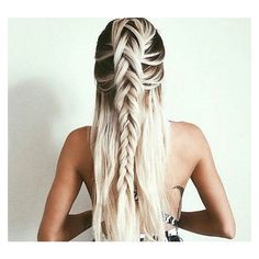 Cute hairstyle ❤ liked on Polyvore featuring hair