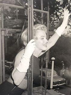 Milton Greene (1922-1985) - Marilyn Monroe, 1954