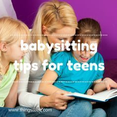 babysitting tips for teens