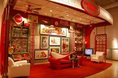 Coca Cola- Love this room!!