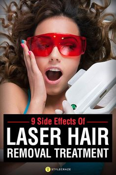 9 Side Effects Of Laser Hair Removal Treatment That You Should Definitely Know