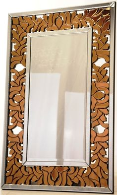 Зеркало венецианское, арт. 514, Kale Bronze, 120см х 78см - Тамано.ру