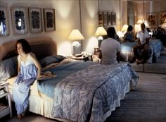 """""""I love you. I love you. I really love you. I love you."""" Carol White (Julianne Moore) stares into a mirror, repeating this phrase to her reflection in the final shot of Todd Haynes's 1995 film Safe. This dénouement comes as Carol's final offensive blow against the debilitating and unexplained """"environmental illness"""" that has suddenly …"""