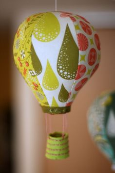 diy, this would be super cute as an baby mobile