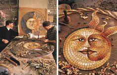 mosaic process