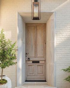 Excited to be entering a new week- this entry is from a fun project we did in Nashville for -I love the antique door with its little mail slot and details. Wood Front Doors, Exterior Design, Doors, Beautiful Doors, Scandinavian Doors, Front Door Design, Interior And Exterior, Door Design, House Exterior