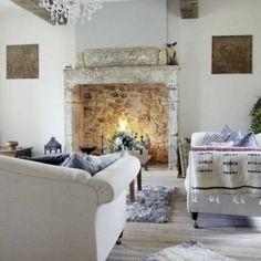 provence style living room - Pesquisa Google