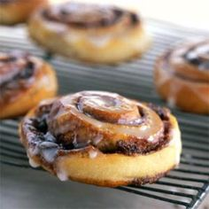 Yukon Gold Cinnamon Rolls | The Law Student's WIfe |