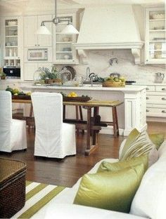 Hamptons Style Decorating | Hamptons Style Design, Pictures, Remodel, Decor and Ideas - ... | Kit ...